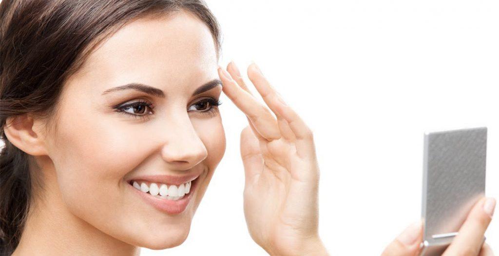 چگونه آکنه اطراف بینی را درمان کنیم؟