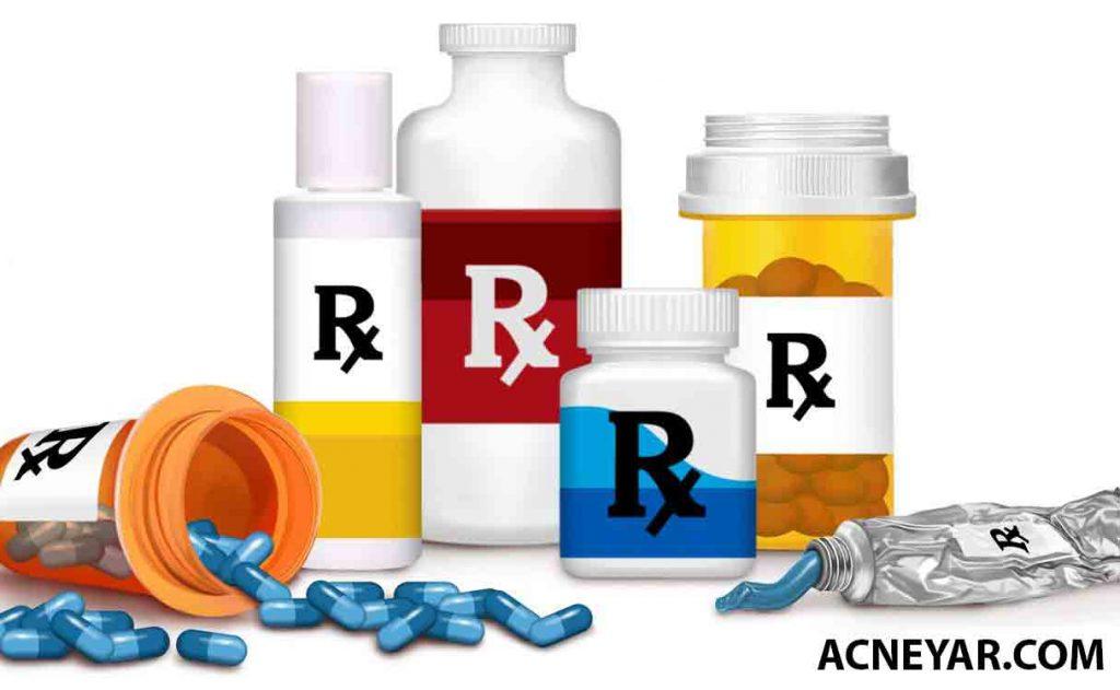 11 داروی درمان جوش