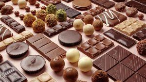 شکلات در رژیم غذایی آکنه