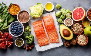 آنتی اکسیدانها در رژیم غذایی آکنه