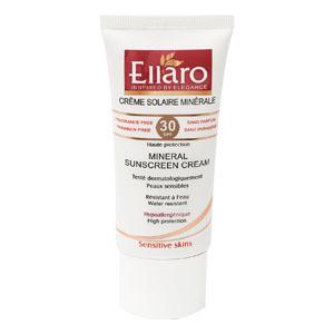 کرم ضد آفتاب مینرال الارو SPF30 پوست حساس