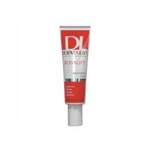 کرم مرطوب کننده و ضد قرمزی مناسب پوست های حساس و قرمز رزالیفت 30میل درمالیفت